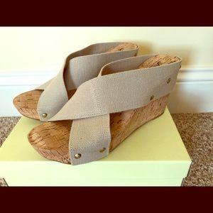 Lucky Brand Miller Wedge Sandals